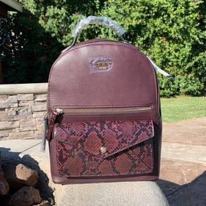 Nine West small backpack/purse